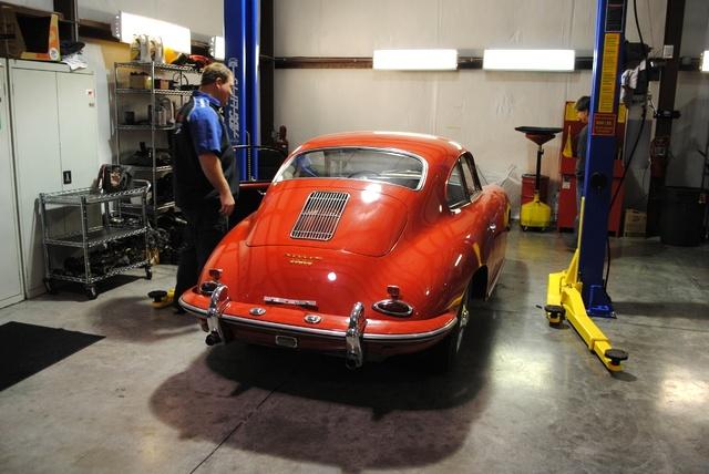 Porsche  Repair EuroHaus Porsche Repair