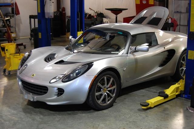 EuroHaus MotorSports Lotus Repair EuroHaus Lotus Repair
