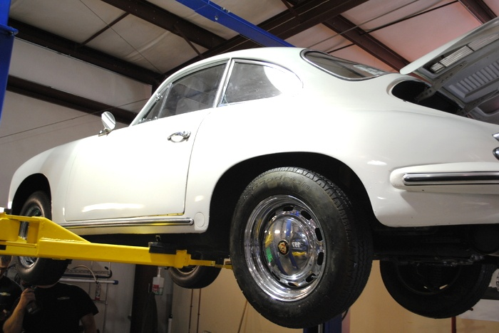 Classic Porsche Service EuroHaus Porsche Repair