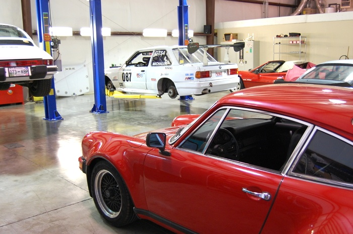 Air Cooled Classics Service Restoration EuroHaus Porsche Repair