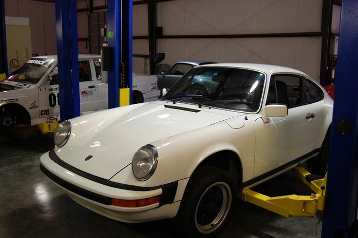 Air Cooled Classics Service Restoration EuroHaus Porsche Repair