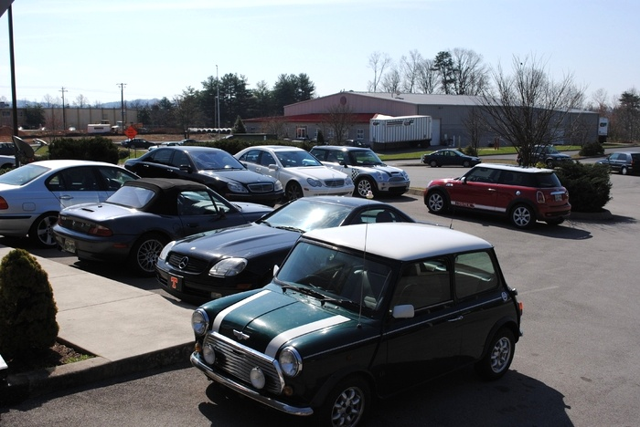 Classic Mini Cooper Repair and Restoration EuroHaus MINI Cooper Repair