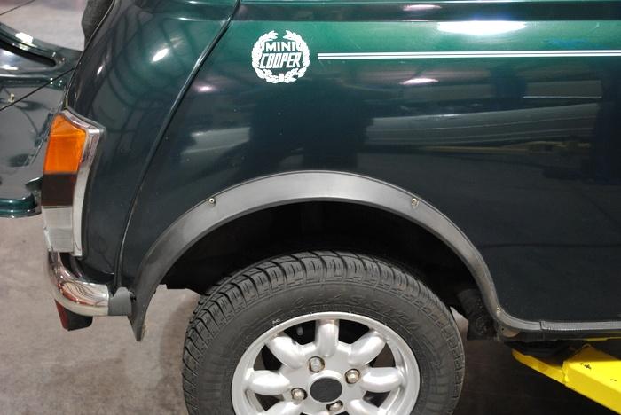 Classic Mini Cooper Repair and Restoration EuroHaus MINI Cooper Repair