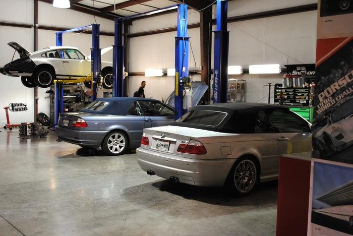 BMW Repair | BMW 3 Series EuroHaus BMW Repair