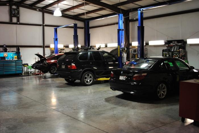 BMW Repair Serrvice | BMW 5 Series EuroHaus MotorSports