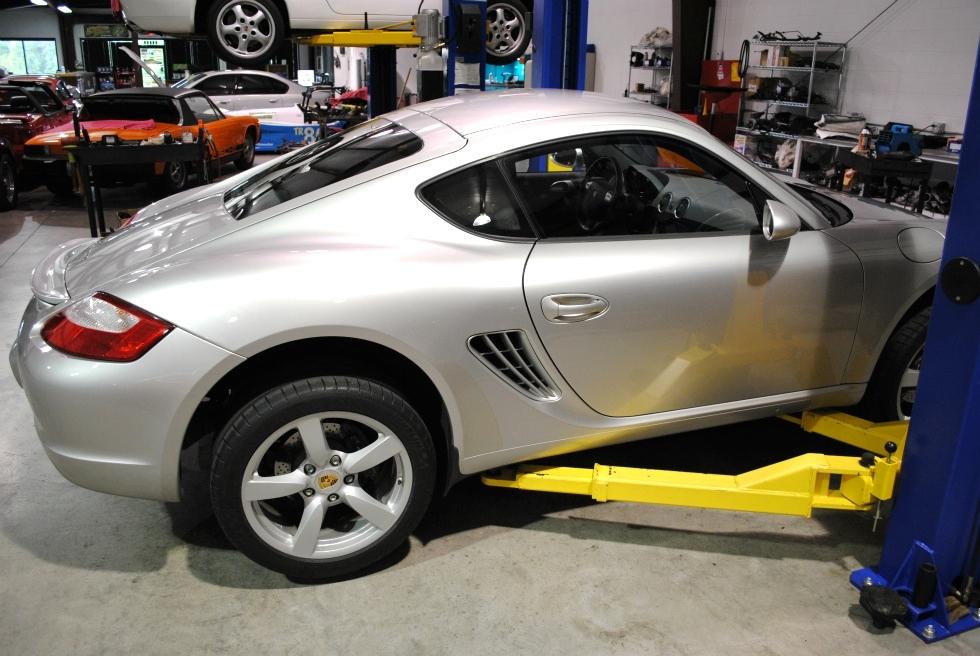 IMS Bearing Failure Porsche EuroHaus Porsche Repair