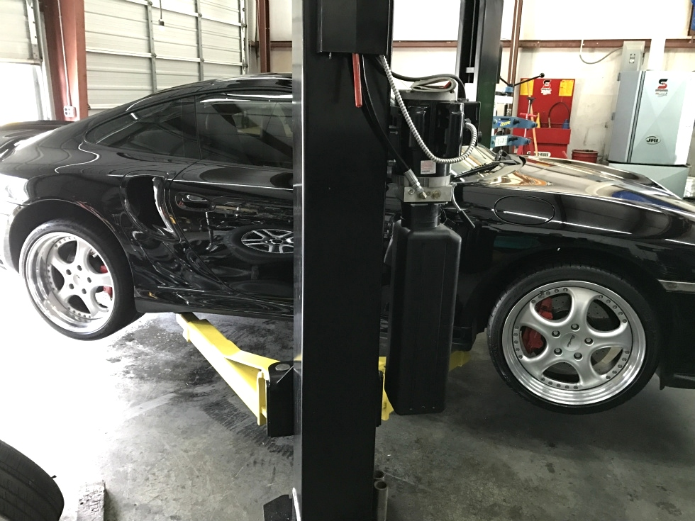 Porsche Turbo Repair  EuroHaus Porsche Repair
