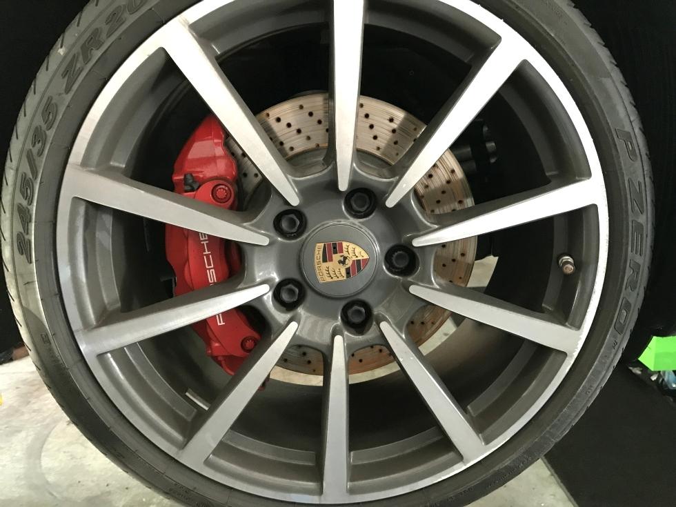 Porsche Wheel Repair EuroHaus Porsche Repair