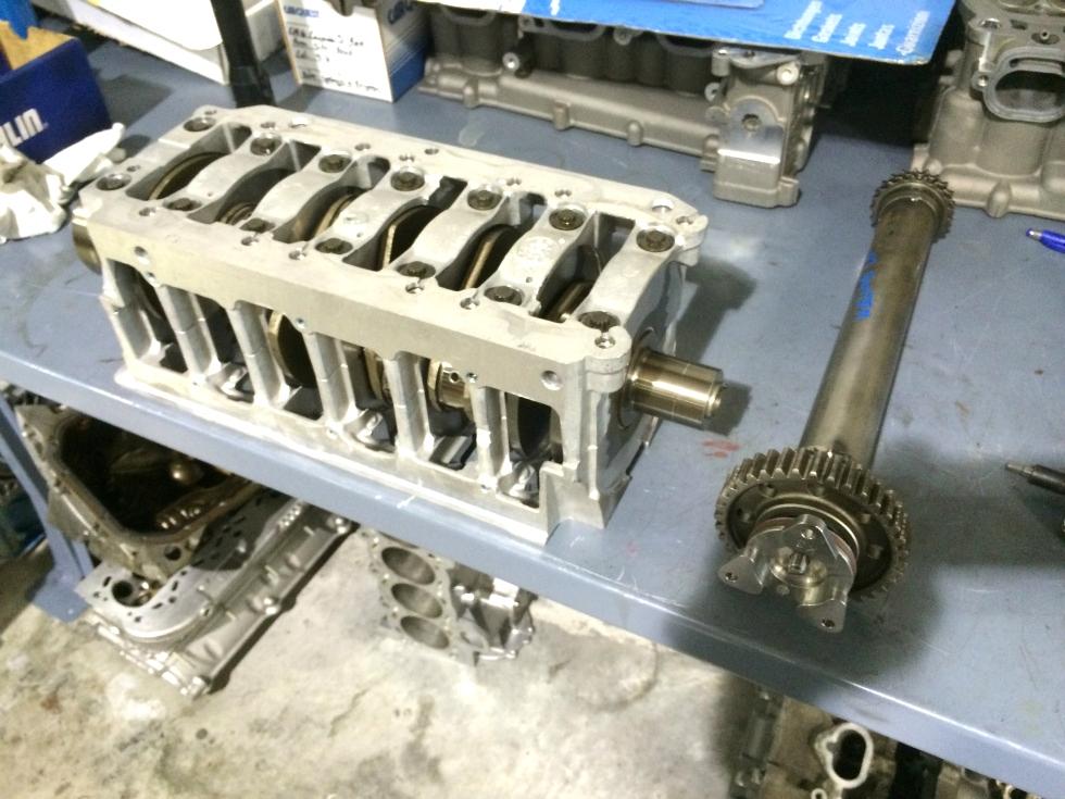 Porsche Cayman IMS bearing and Engine rebuild EuroHaus Porsche Repair