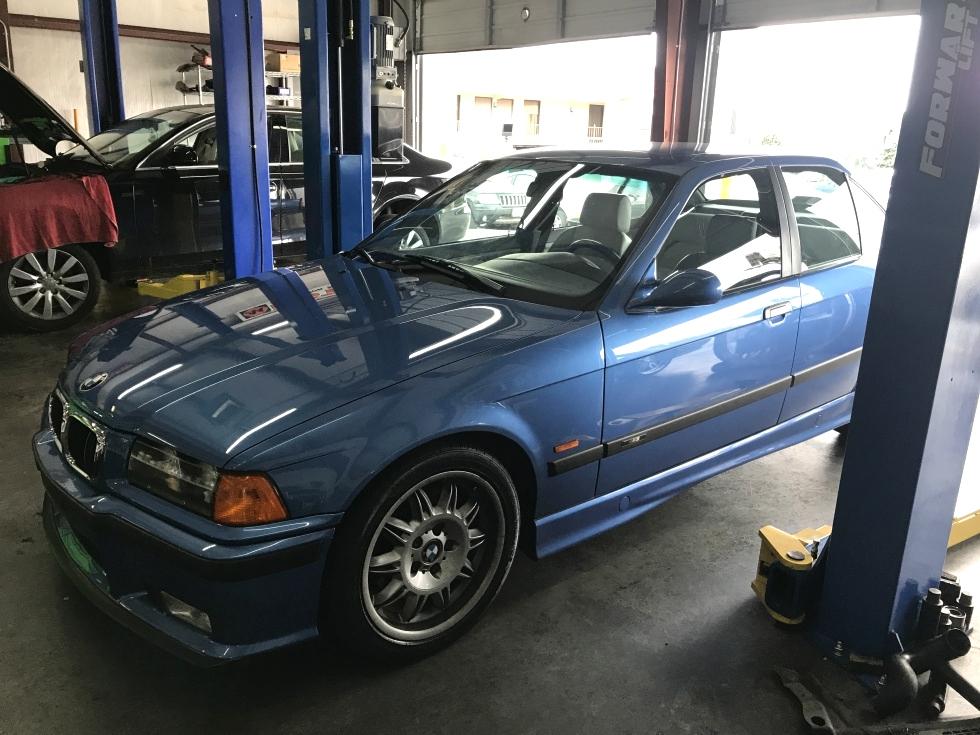 BMW Suspension Repair | BMW M3 EuroHaus BMW Repair