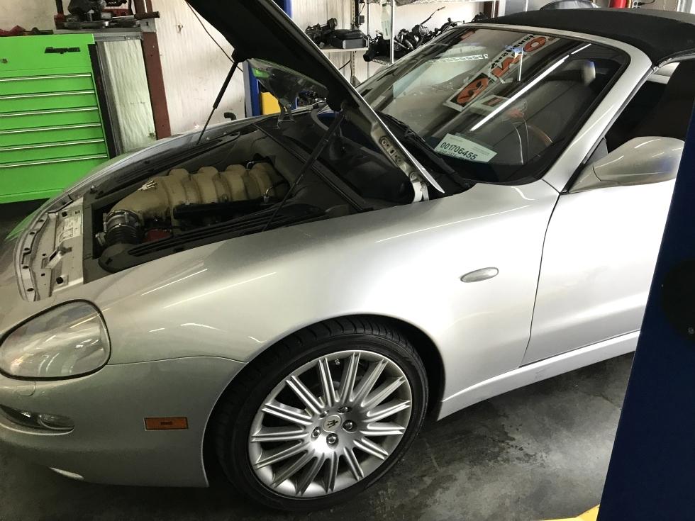 Maserati Repair EuroHaus Maserati Repair