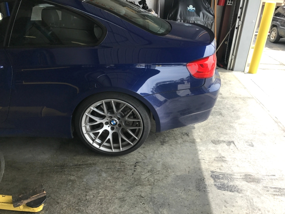 BMW Oil Service | BMW M3  EuroHaus BMW Repair