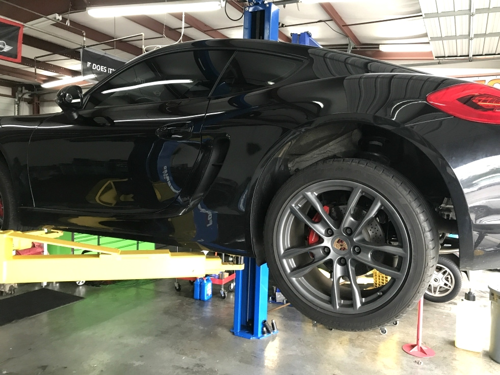 Porsche Maintinance Service Knoxville Tn EuroHaus Porsche Repair