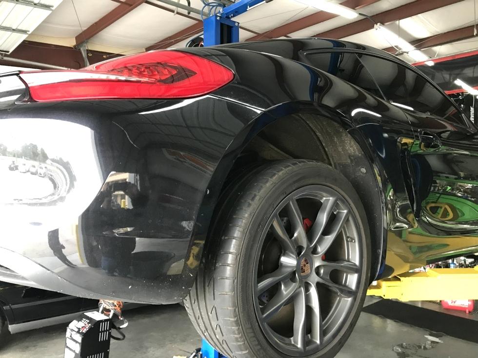 Porsche Maintinance Service Knoxville Tn EuroHaus Porsche Repair