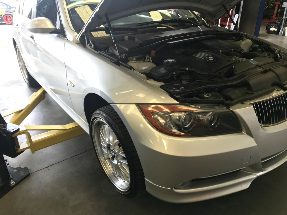 BMW Turbo Repair | BMW 335I Turbo EuroHaus BMW Repair