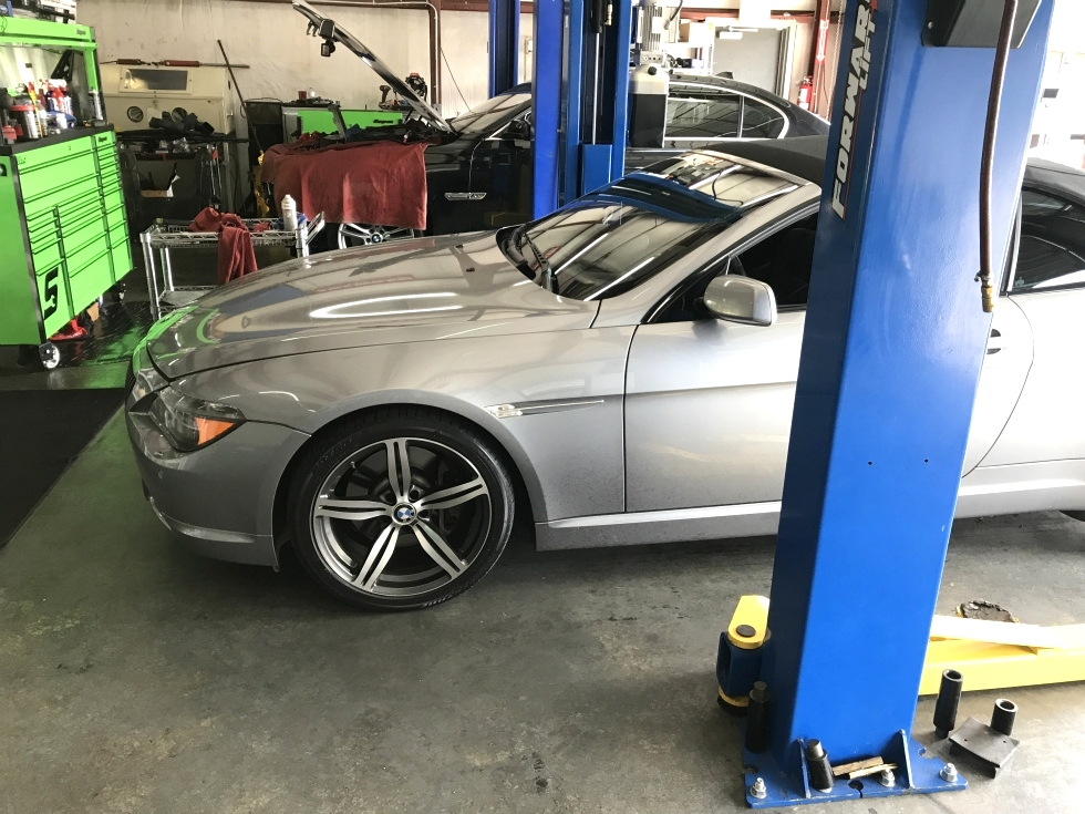 BMW Transmission Repair and Service EuroHaus BMW Repair