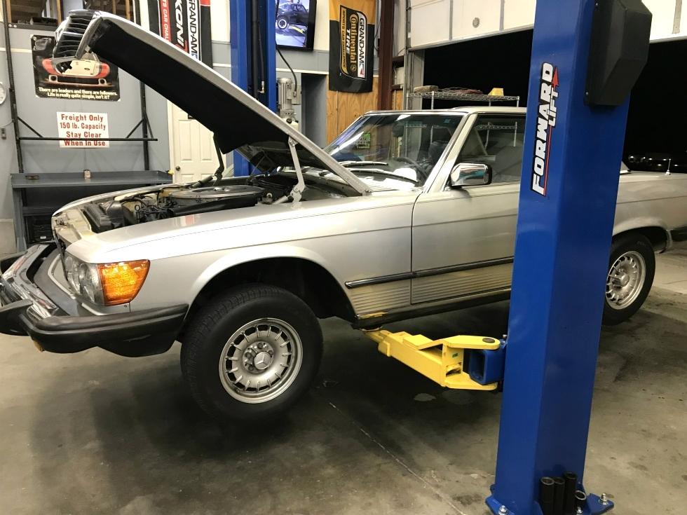 Mercedes Benz  Fuel System Repair EuroHaus Mercedes Repair