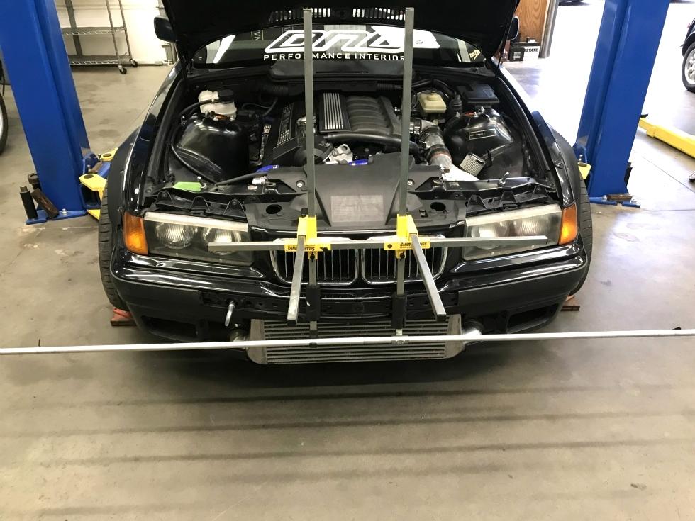 BMW Drift Car Setup | E36 BMW  EuroHaus BMW Repair