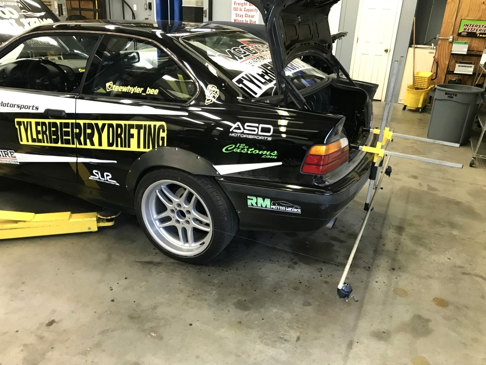 BMW Drift Car Setup | E36 BMW  EuroHaus BMW Repair