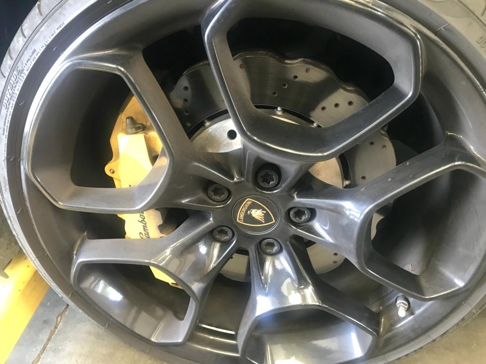 Lamborghini Huracan Service EuroHaus Lamborghini Repair