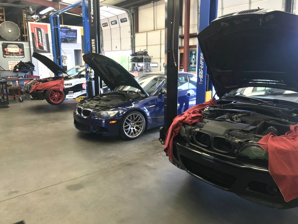 BMW Oil Service and Inspection EuroHaus BMW Repair