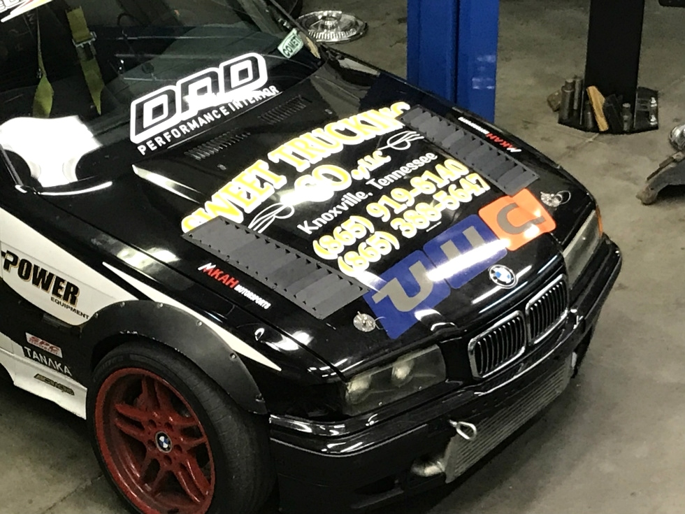 BMW  Hood Louver Kit | BMW E36 EuroHaus MotorSports