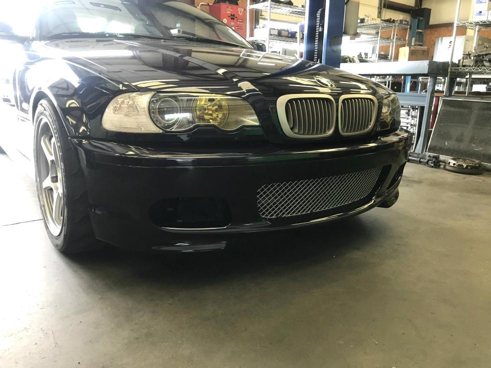 BMW ZHP Bumper Installation EuroHaus MotorSports
