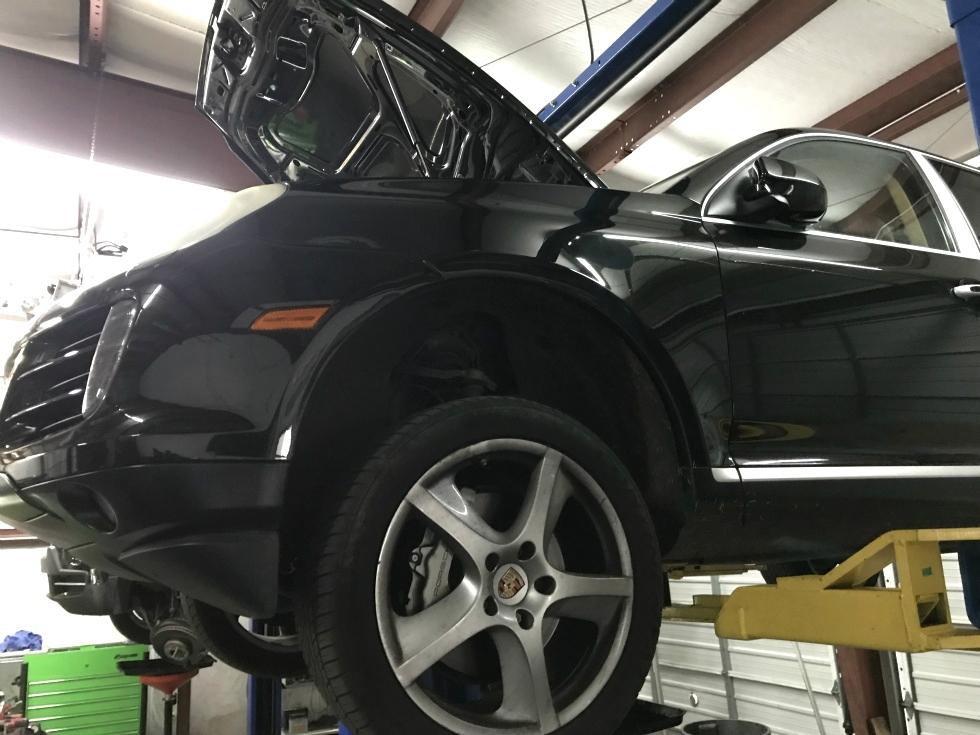 PORSCHE OIL SERVICE and MAINTENANCE EuroHaus Porsche Repair