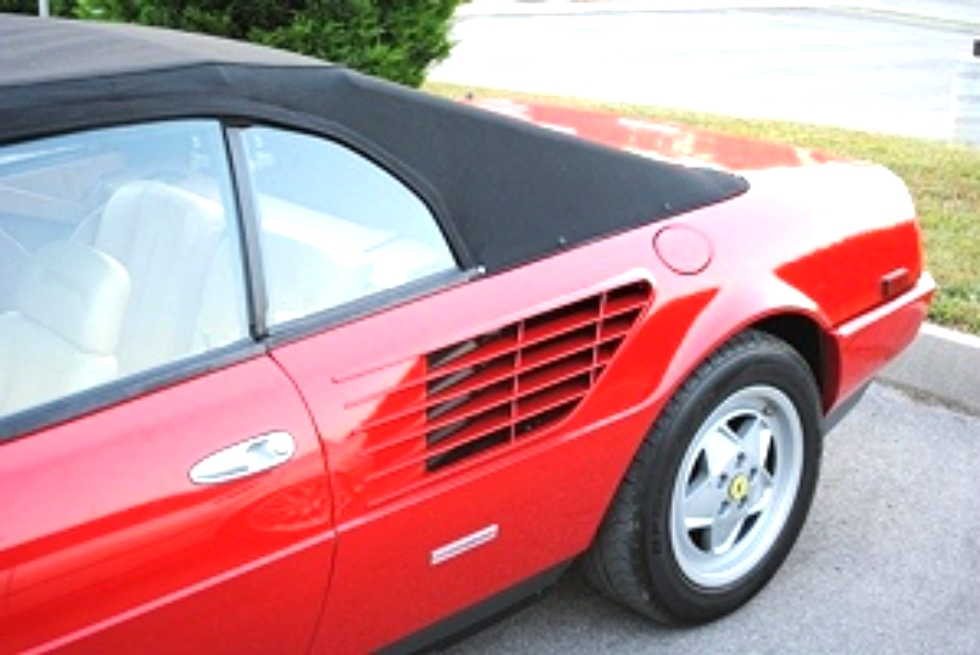 Ferrari Mondial Service and Repair  EuroHaus Ferrari Repair