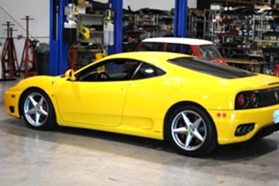 Ferrari Modena Service and Repair EuroHaus Ferrari Repair