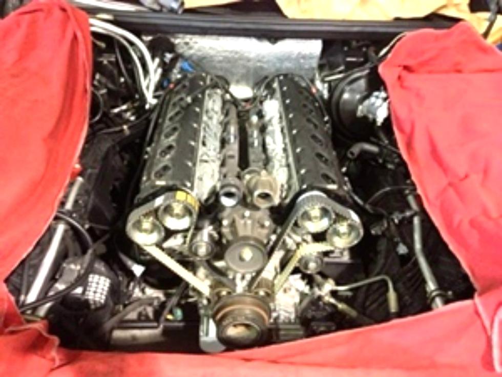 Ferrari Valve Job and Engine Repair EuroHaus Ferrari Repair