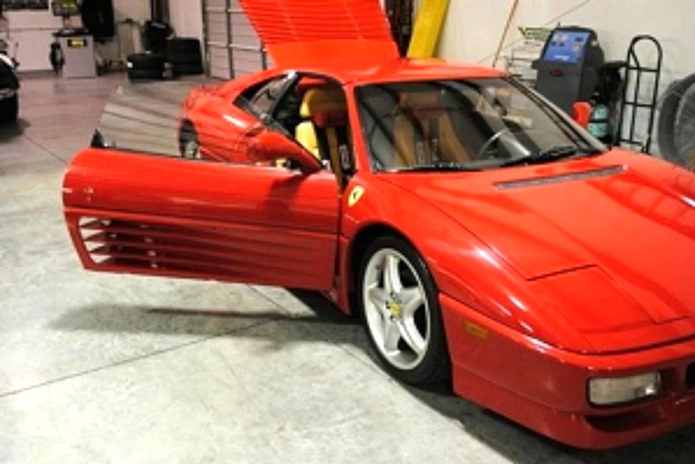 Ferrari Service and Repairs | Ferrari 348TS EuroHaus Ferrari Repair