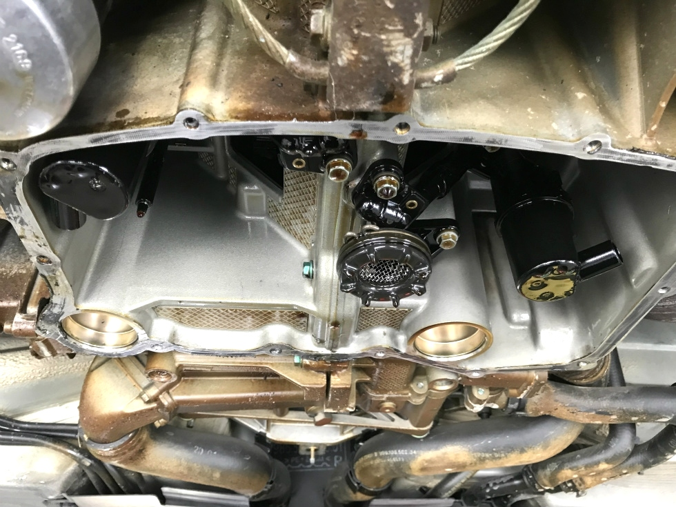 PORSCHE IMS Bearing Replacement EuroHaus Porsche Repair