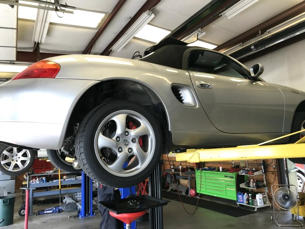 PORSCHE IMS Bearing Replacement EuroHaus Porsche Repair
