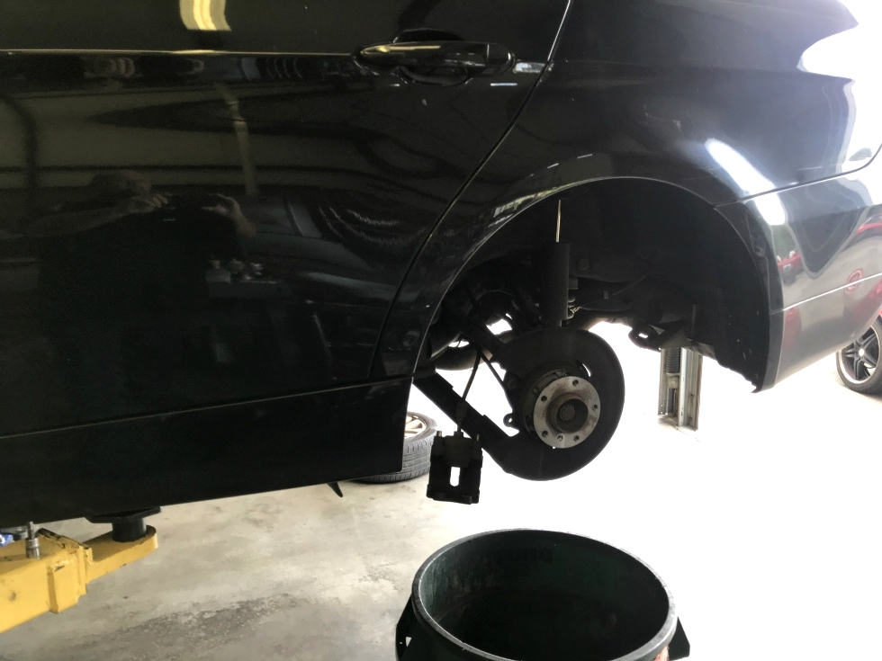 BMW Brake Service EuroHaus BMW Repair