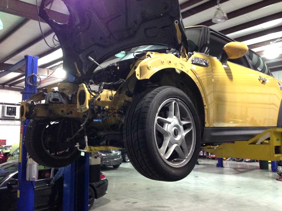 MINI Cooper Clutch Repair EuroHaus MINI Cooper Repair
