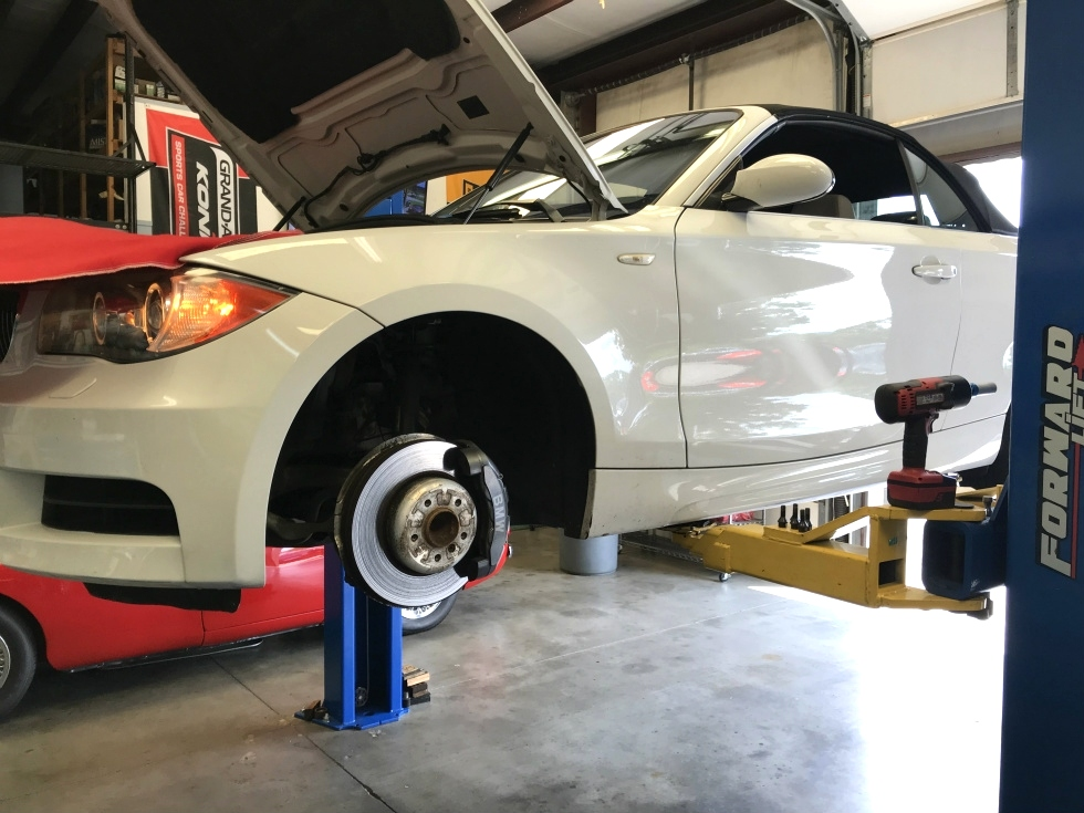 BMW Brake  Repair EuroHaus BMW Repair