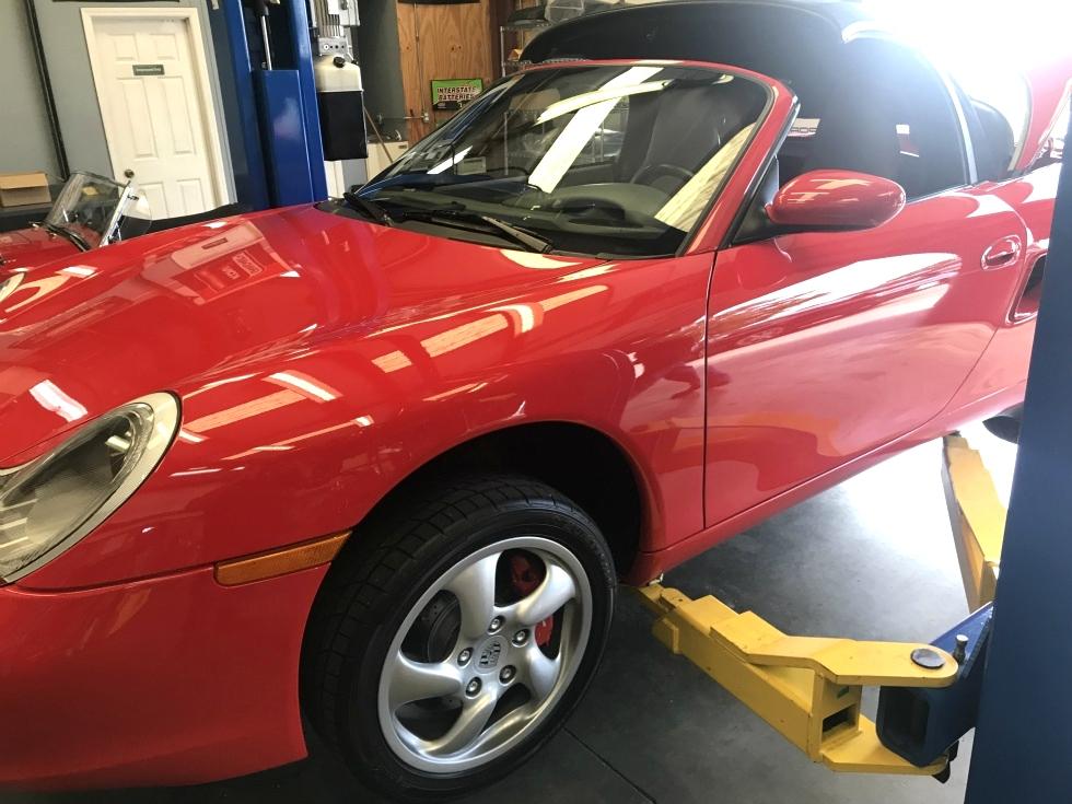 Porsche Power Steering Repair EuroHaus Porsche Repair