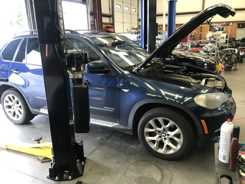 BMW Service and Repair EuroHaus BMW Repair