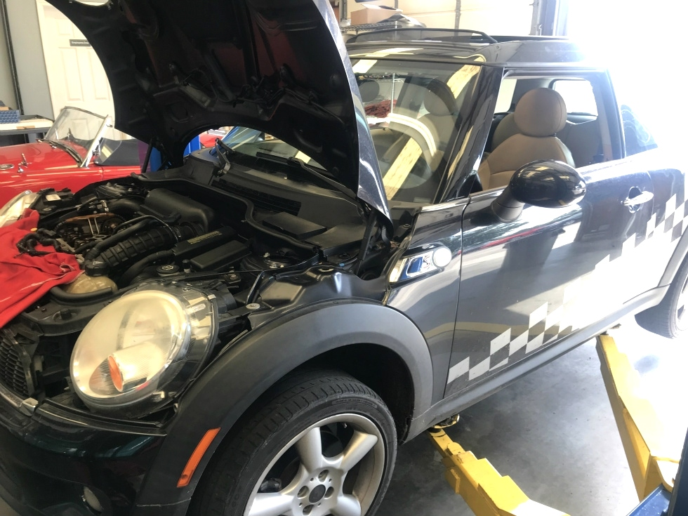 MINI Cooper Spark Plug Replacement EuroHaus MINI Cooper Repair