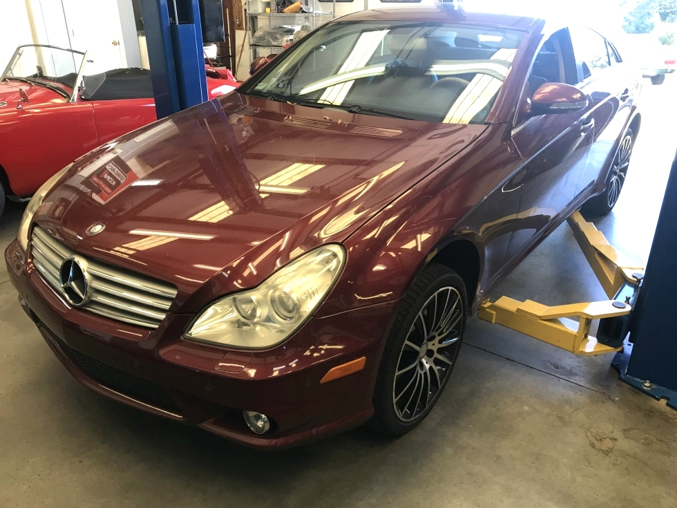 Mercedes Benz Repair EuroHaus Mercedes Repair