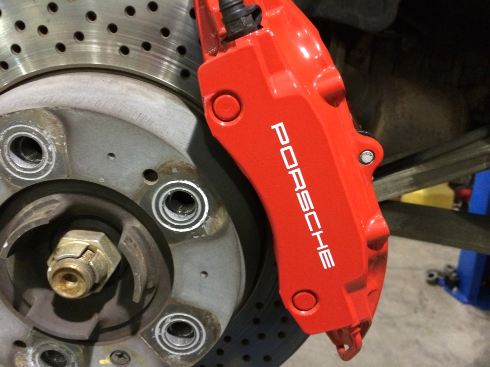 Porsche Suspension Upgrade  EuroHaus Porsche Repair