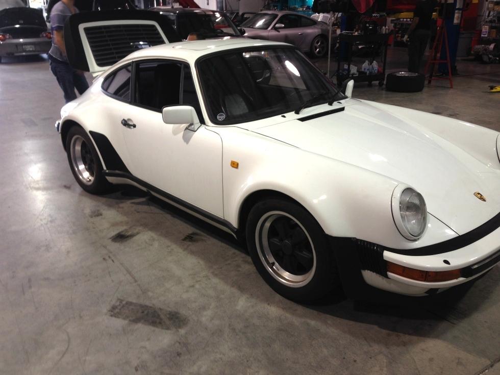 Porsche 930 Turbo Repair EuroHaus Porsche Repair