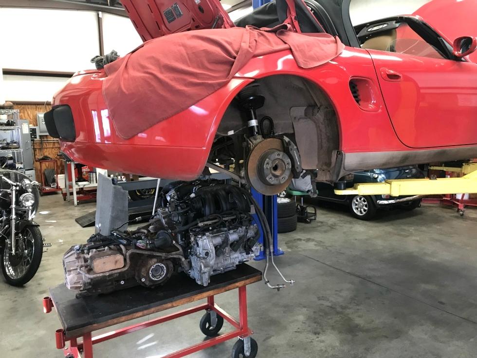 Porsche IMS Bearing Upgrade EuroHaus Porsche Repair