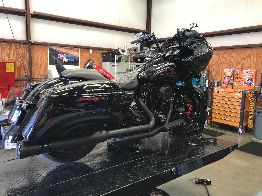 Harley Davidsdon Service EuroHaus MotorSports