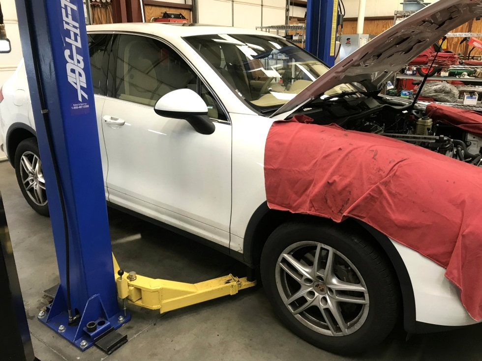 Porsche Cayenne Service and Repair EuroHaus Porsche Repair