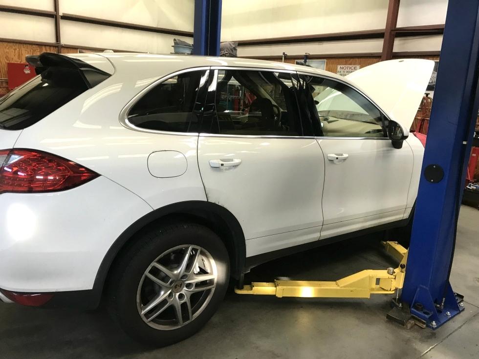 Porsche Cayenne Service and Repair EuroHaus Porsche Repair