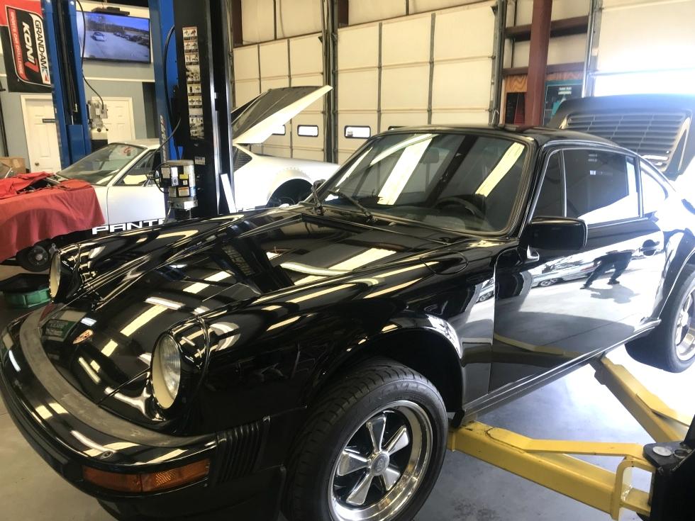 Porsche 911 Pre Purchase Inspection EuroHaus MotorSports