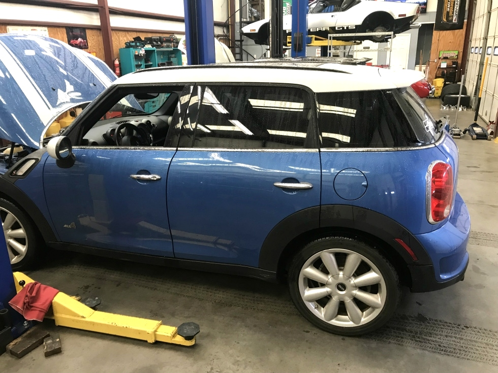 MINI Cooper Repair Knoxville Tn EuroHaus MINI Cooper Repair