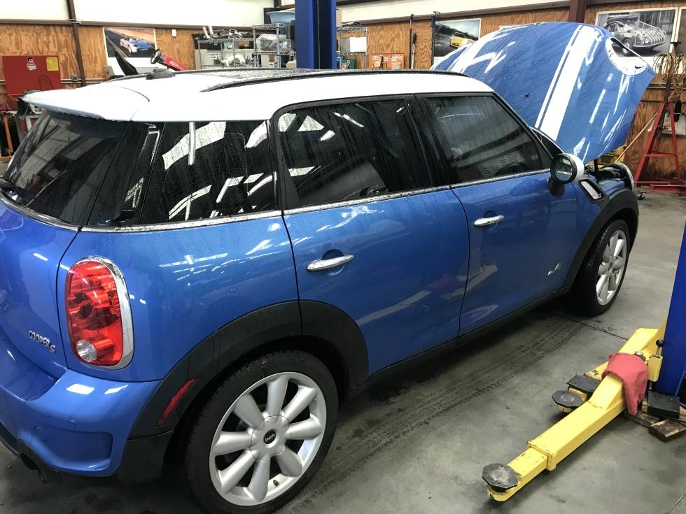 MINI Cooper Repair Knoxville Tn EuroHaus MINI Cooper Repair